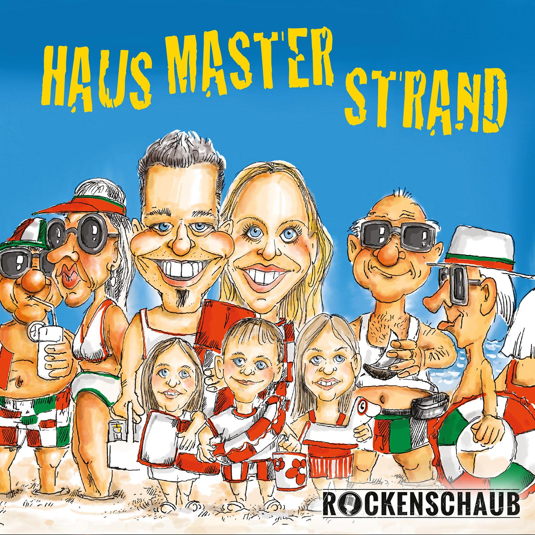 Hausmasterstrand (Offizielles Video)