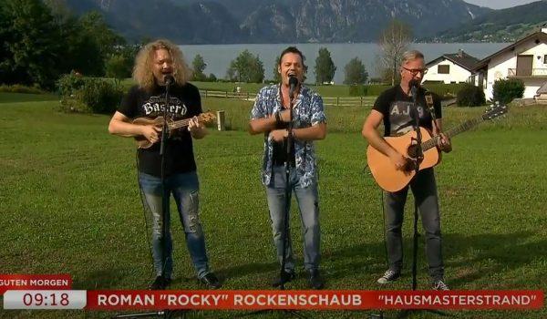 """TV-Auftritt bei """"Guten Morgen Österreich"""""""